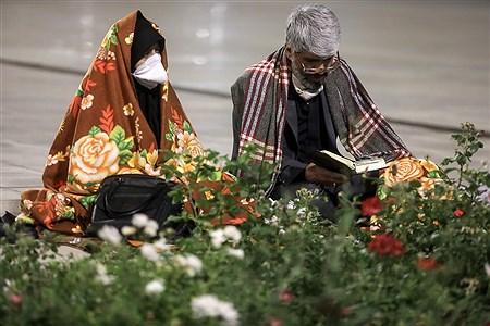 احیای شب بیست و یکم ماه رمضان در مصلی تهران | Bahman Sadeghi