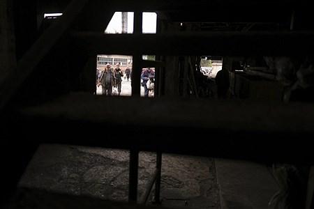 افطار معدنچیان بوسنیایی در شهر زنیکا | Received