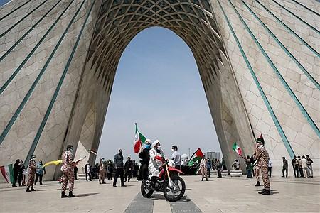 مراسم بزرگداشت روز جـهانـی قـدس | Behrooz Khalili