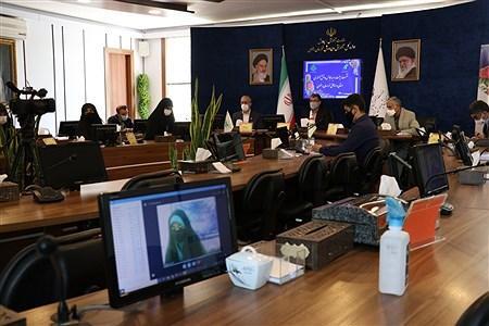 نشست هیئت رئیسه مجالس دانش آموزی استان و مناطق خراسان رضوی   Javad Ebrahimi