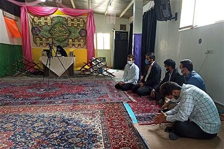 مسابقه قرآنی عروه الوثقی بسیج دانش آموزی ناحیه دو شهر ری    mahdizolfgari