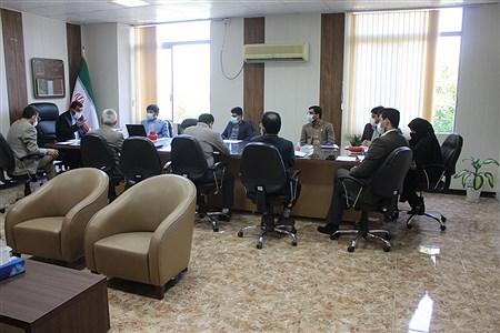 جلسه میز کارشهرستانها و مناطق   Abdol hossin sadeghi