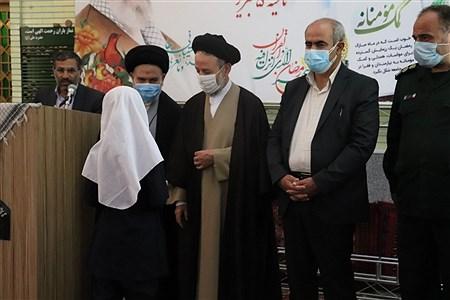 برگزاری رزمایش کمک های مومنانه ناحیه پنج  تبریز    Pinar Rahimi