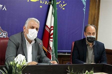 نشست ستاد انتخابات استان خوزستان  | Sajad Shamakhteh