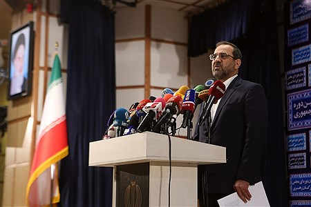 دومین روز ثبتنام از داوطلبان انتخابات سیزدهمین دوره ریاستجمهوری   Hossein Paryas