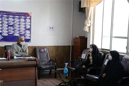 حضور پیشتازان در سازمان دانش آموزی خراسان رضوی  و تبریک سالروز تاسیس | Javad Ebrahimi
