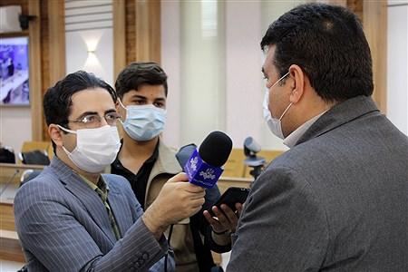 نشست بررسی مشکلات  شهرستان های مسجد سلیمان ،هفتکل ،لالی و اندیکا  در استانداری  خوزستان  | Sajad Shamakhteh