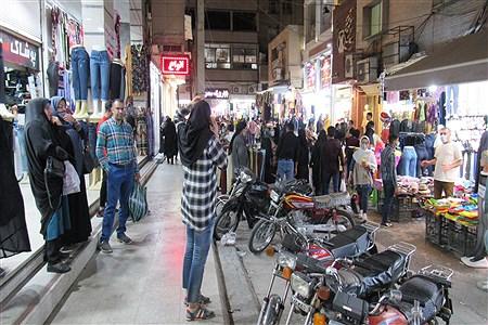 بازار اهواز در آستانه عید فطر زیر سایه کرونا | Sajad Shamakhteh