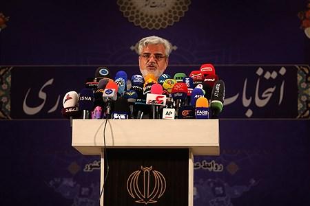 سومین روز ثبتنام از داوطلبان انتخابات سیزدهمین دوره ریاستجمهوری | Hossin Paryas