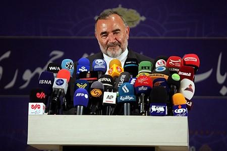 چهارمین روز ثبتنام از داوطلبان انتخابات سیزدهمین دوره ریاستجمهوری | Hossein Paryas