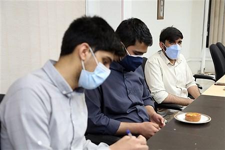 حضور دانش آموزان رای اولی در پانا | Hossein Paryas