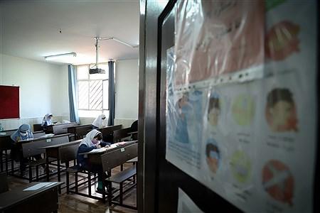 بازدید رئیس سازمان ملی پرورش استعدادهای درخشان از آزمون مراکز سمپاد | Zahra Alihashemi