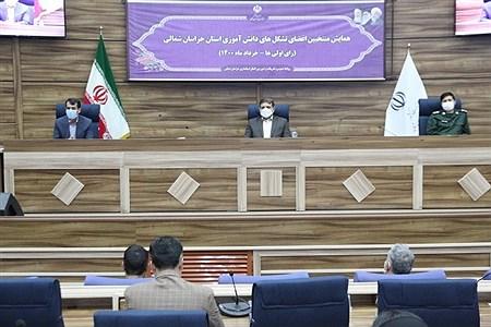 همایش منتخبین اعضای  تشکل های دانش آموزی ( رای اولی ها )  در سالن اجتماعات استانداری   Pakzad