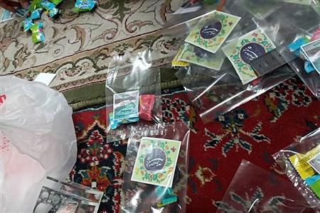 آمادهسازی بستههای فرهنگی به مناسبت روز دختر در شهرری | SOGAND RAFIEI