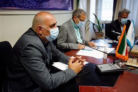 جلسه هم اندیشی روسای ادارات فرهنگی هنری، اردوها و فضاهای پرورشی سراسر کشور    Hossein Paryas