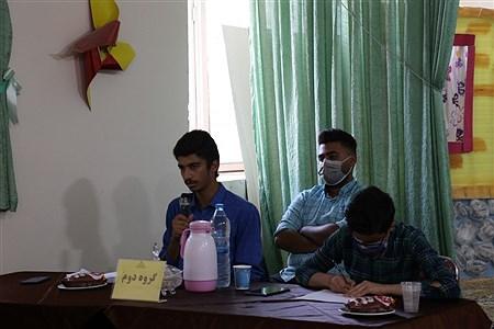 مناظره دانش آموزی رای اولی ها در مشهد | Javad Ebrahimi