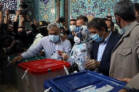 انتخابات ۱۴۰۰ | Behrooz Khalili