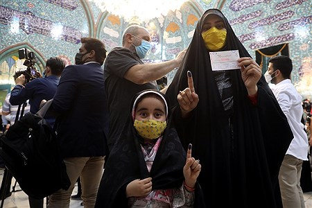 انتخابات 1400 در تهران | Behrooz Khalili