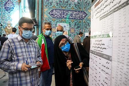 انتخابات ۱۴۰۰ در تهران/ 8 | Behrooz Khalili