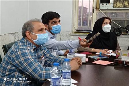 انتخابات ریاست جمهوری شهرستان امیدیه ۱۴۰۰   Narges   heidary