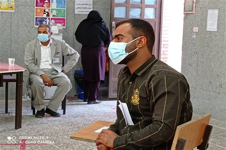 انتخابات ریاست جمهوری شهرستان امیدیه ۱۴۰۰  