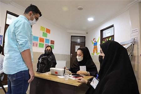 حضور مردم ارومیه در انتخابات | Amir Hosein Mollazade