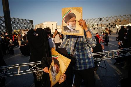 جشن پیروزی ابراهیم رئیسی در انتخابات ریاست جمهوری | Ali Sharifzade