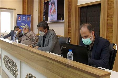 نشست ستاد تسهیل و رفع موانع تولید استان خوزستان  |