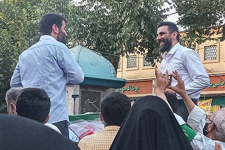 مراسم چهارپایهخوانی در شهرری | SOGAND RAFIEI