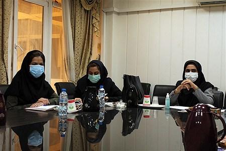 نشست خبری معاون دانشگاه شهید چمران با موضوع آزمومن سراسری 1400 | Sajad Shamakhteh