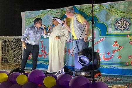جشن میلاد امام رضا (ع) شهرستان امیدیه  | Arad  karaei