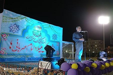 جشن میلاد امام رضا (ع) شهرستان امیدیه  | Narges heidary