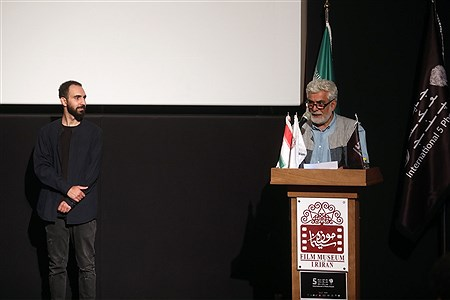 جایزه عکس پنج | Hossein Paryas