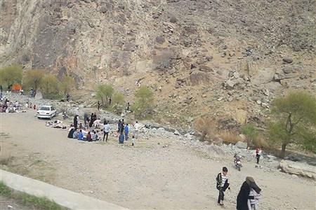 سهل انگاری مسافرین برای  رعایت پروتکل های بهداشتی در شهرستان کاشمر | Abolfazl Moadab
