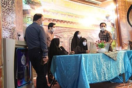 جلسه هماهنگی ستاد اجرایی مسابقات قرآن عترت و نماز دانش آموزان کشور  | Javad Asghari