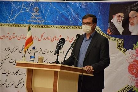 افتتاح  پروژههای عمرانی،فرهنگی در شهرستان ملارد | Zahra Einabadi