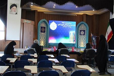 مسابقات قرآن عترت و نماز دانش آموزان دختر کشور در بخش آوایی  به میزبانی مشهد مقدس    Elnaz Bashirnezhad