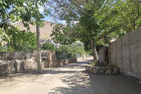 طبیعت زیبای روستای آئینهورزان   ZAHRA HASHEM ZADEH