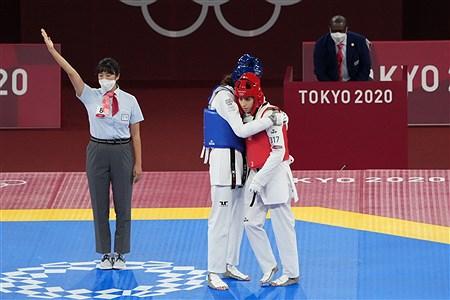 کاروان ایران در مسابقات المپیک 2020 توکیو | Chavosh Homavandi