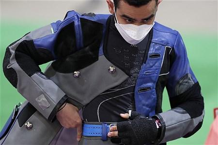 کاروان ایران در مسابقات المپیک 2020 توکیو | Farshad Abbasi