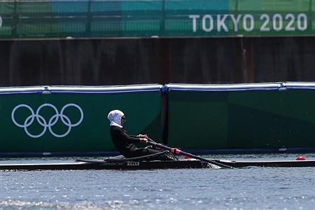 کاروان ایران در مسابقات المپیک 2020 توکیو | Farzam Saleh