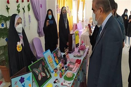آیین افتتاحیه پایگاه های بهبود اوقات فراغت تابستان 1400 در منطقه 16 | Hossehn Rabeepour Sharafshadeh
