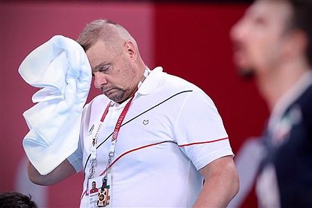کاروان ایران در مسابقات المپیک 2020 توکیو   AmirHosein Khirkhah