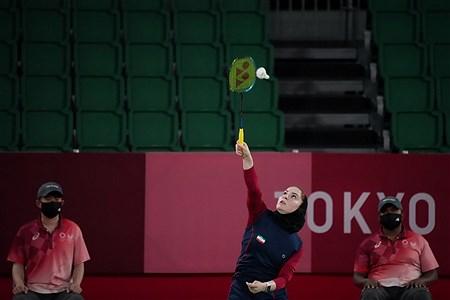 کاروان ایران در مسابقات المپیک 2020 توکیو   Chavosh Homavandi