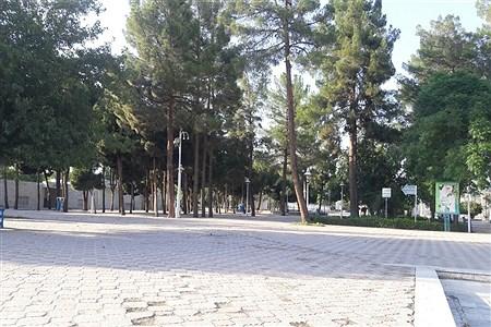 بنا بر مصوبه ستاد پیشگیری از کرونا شهرستان کاشمر درب های امامزاده سید حمزه(ع)آرامستان زیارتگاه شهید مدرس(ره)بسته شد | Abolfazl Moadab