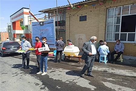 برگزاری مراسم عید غدیر در تبریز   Ata khabbaz