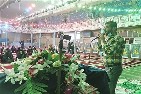 جشن بزرگ غدیر در امیدیه | Narges   heidary
