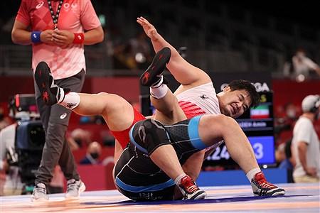 کاروان ایران در مسابقات المپیک 2020 توکیو   Javid Nikpour