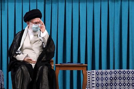 مراسم تنفیذ حکم ریاست جمهوری حجتالاسلام سیدابراهیم رئیسی   khamenei.ir