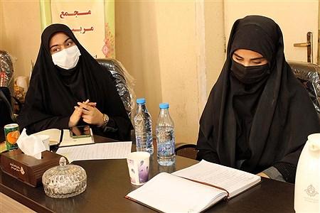 نشست فصلی نمایندگان دهمین دوره مجلس دانش آموزی استان خوزستان    Sajad Shamakhteh